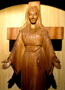 290px-Virgin_Mary_of_Akita_Japan
